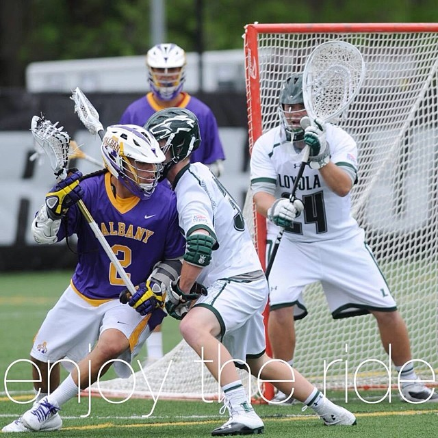 2014 Mens Lacrosse NCAA Highlights