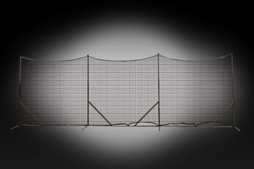 Portable Predator Lacrosse Backstop Freestanding