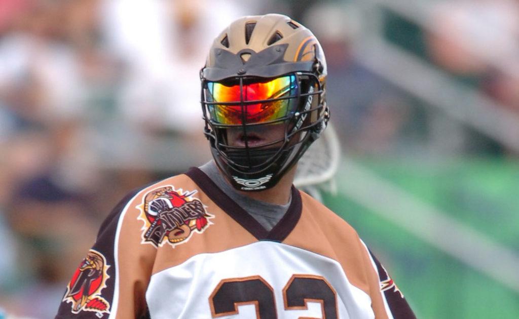 lacrosse helmet visor