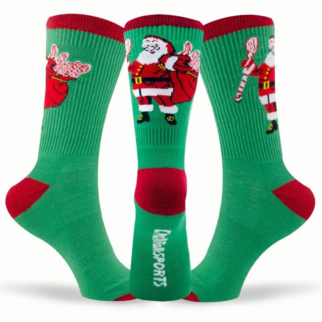 Lacrosse Christmas Gifts Socks
