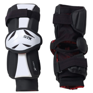 Best-STX Cell X Arm Guards Lacrosse Arm Pads-size-weight-colors