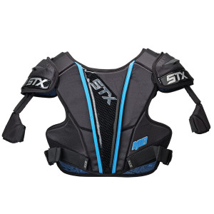 Best-STX K18 Lacrosse Shoulder Pads-size-weight-colors