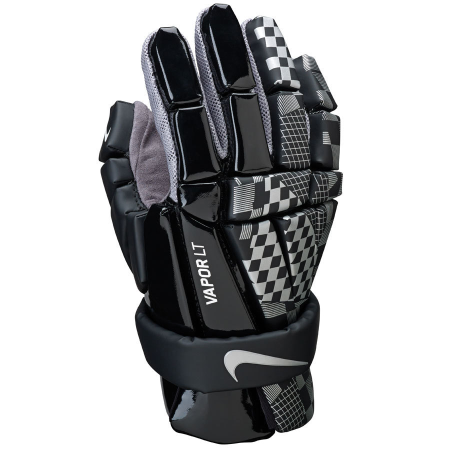 Best-Nike Vapor LT Gloves Lacrosse Gloves-size-weight-colors