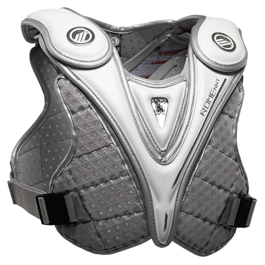 Best-Maverik Rome NXT Speed Pad Lacrosse Shoulder Pads-size-weight-colors