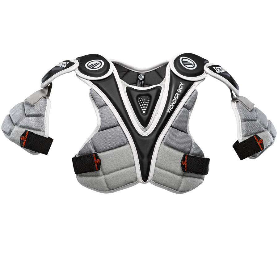 Best-Maverik Wonderboy Shoulder Pad Lacrosse Shoulder Pads-size-weight-colors