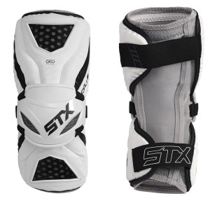 Best-STX Cell 3 Arm Guard Lacrosse Arm Pads-size-weight-colors