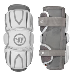 Best-Warrior Evo Arm Pad Lacrosse Arm Pads-size-weight-colors