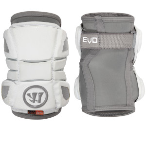 Best-Warrior Evo Elbow Pad Lacrosse Arm Pads-size-weight-colors