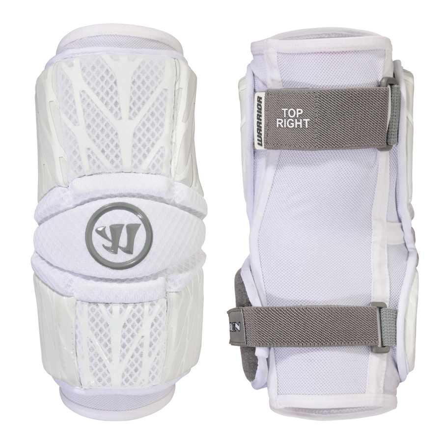 Best-Warrior Burn Arm Pad 15 Lacrosse Arm Pads-size-weight-colors