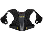 Best-Brine Clutch Mid Shoulder Pad Lacrosse Shoulder Pads-size-weight-colors