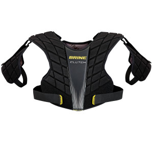 Best-Brine Clutch Mid Shoulder Pad Lacrosse Shoulder Pads-size-weight-colors