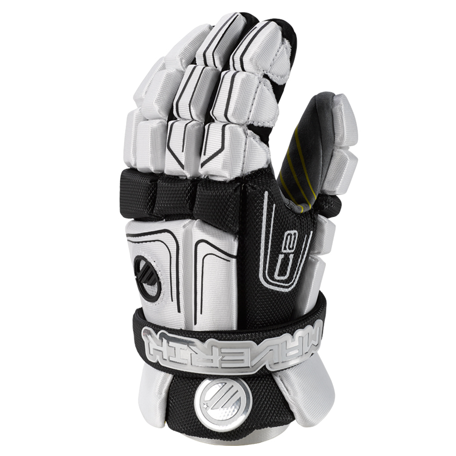 Best-Maverik C2 Glove Lacrosse Gloves-size-weight-colors