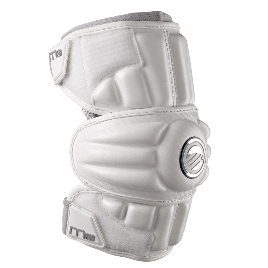Best-Maverik M3 Arm Pad Lacrosse Arm Pads-size-weight-colors