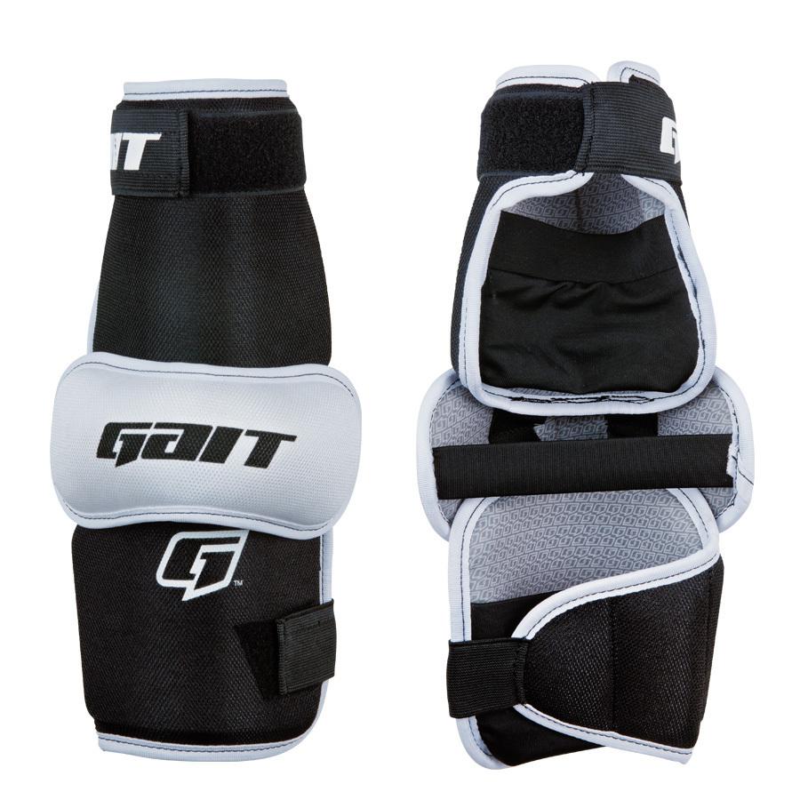 Best-Gait Gunnar Box Arm Guards Lacrosse Arm Pads-size-weight-colors