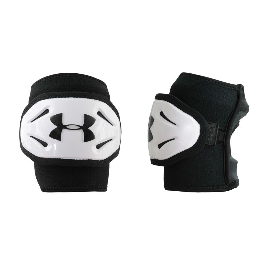 Best-Under Armour Revenant Cap Lacrosse Arm Pads-size-weight-colors