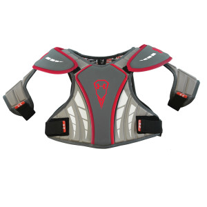 Best-Under Armour Strategy Shoulder Pads Lacrosse Shoulder Pads-size-weight-colors