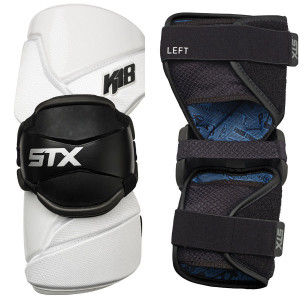 Best-STX K18 Arm Guard Lacrosse Arm Pads-size-weight-colors
