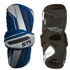 Best-STX Shadow Arm Guards Lacrosse Arm Pads-size-weight-colors