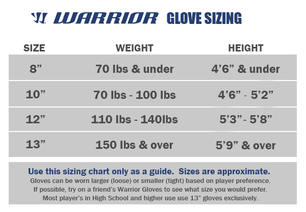 Warrior-Lacrosse-Gloves-Sizing-Guide