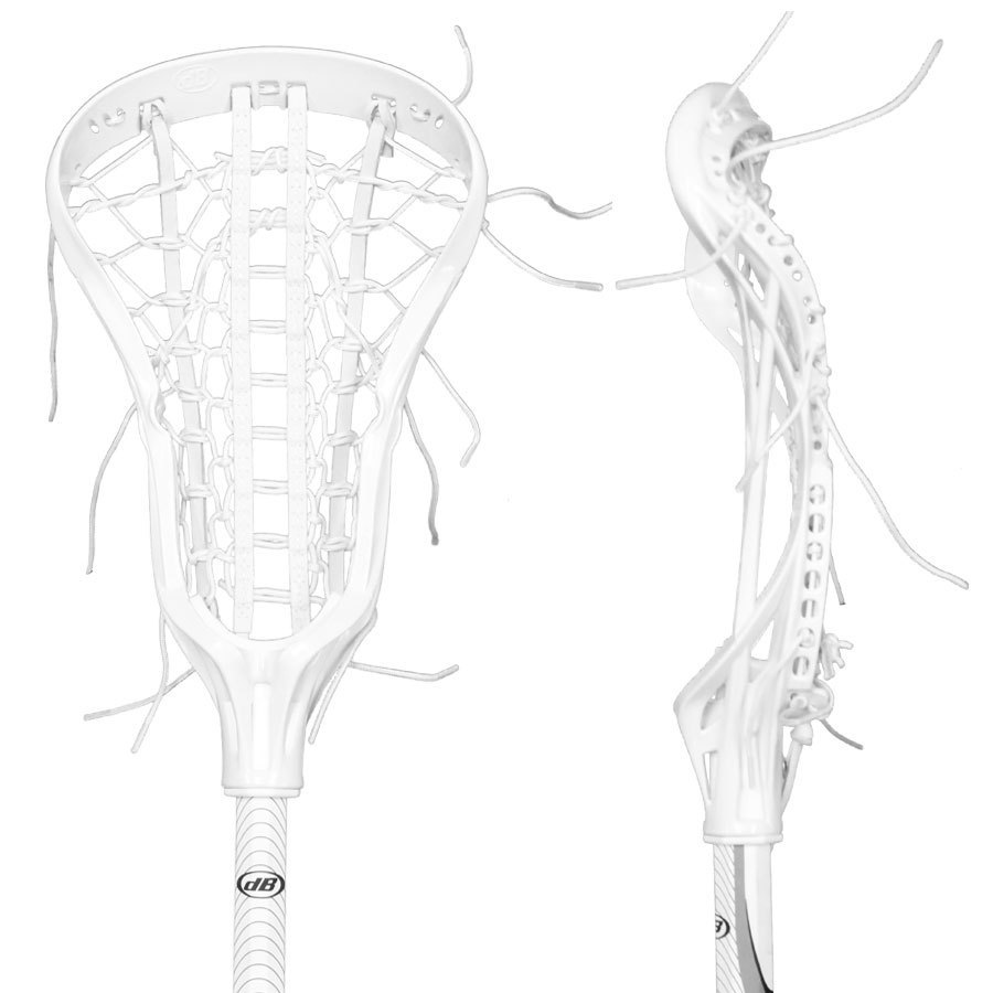 Best-DeBeer Rapture Lacrosse Womens Complete Sticks-girls-lacrosse-stick-for-youth- advanced