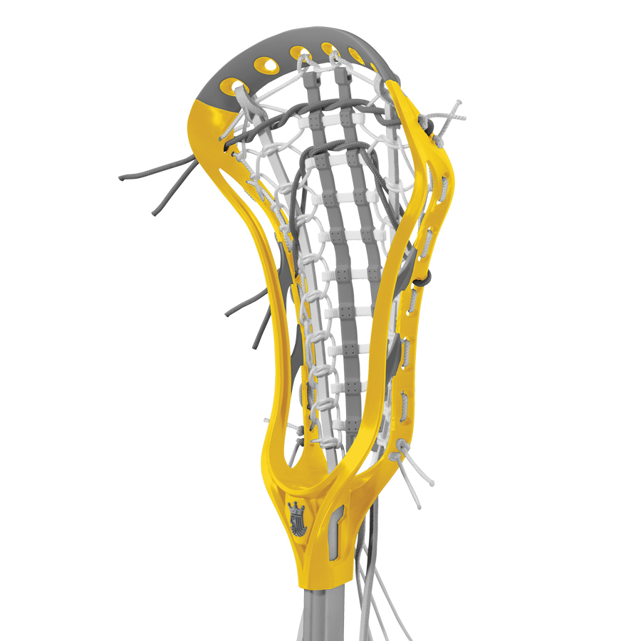 Best-Brine Dynasty Elite with Cinch Handle Lacrosse Womens Complete Sticks-girls-lacrosse-stick-for-youth- advanced