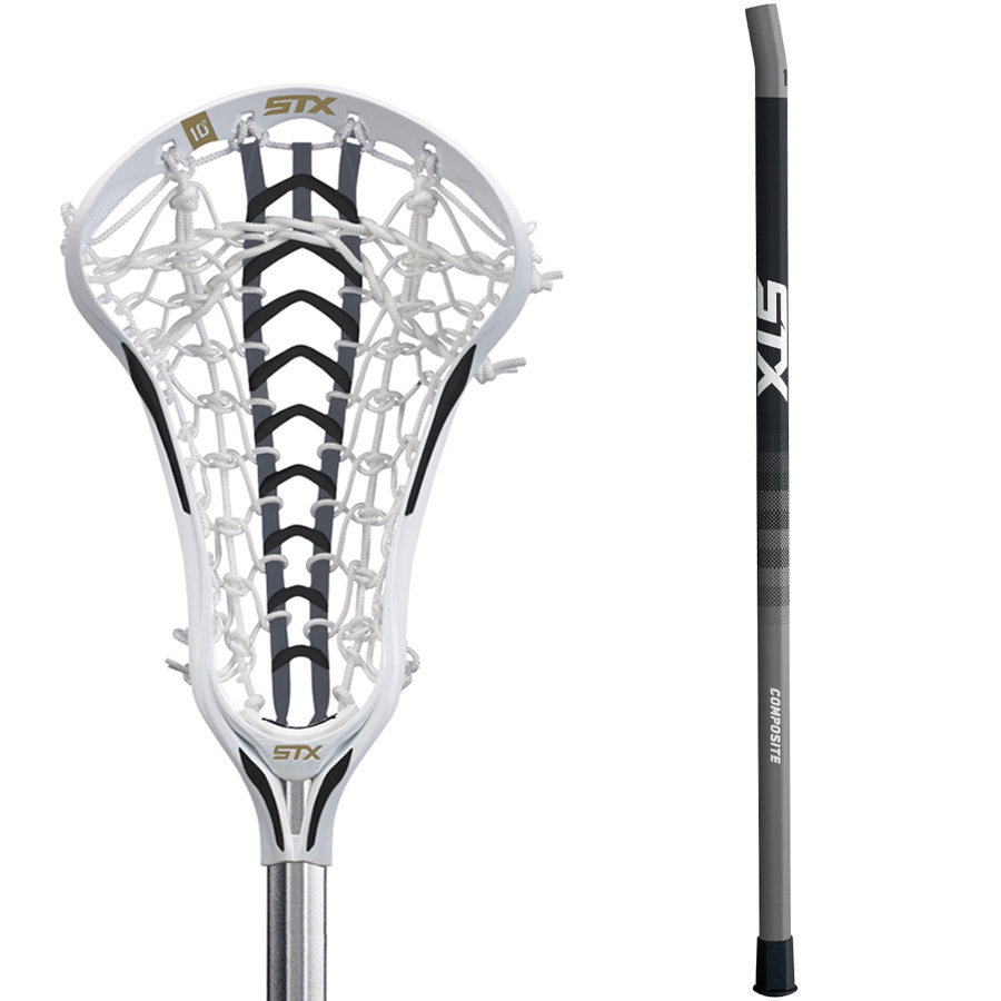 Best-STX Crux 500 Lacrosse Womens Complete Sticks-girls-lacrosse-stick-for-youth- advanced