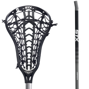 Best-STX Exult 500 Lacrosse Womens Complete Sticks-girls-lacrosse-stick-for-youth- advanced