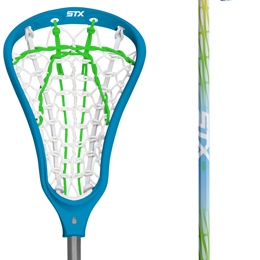 Best-STX Fortress 100 Lacrosse Womens Complete Sticks-girls-lacrosse-stick-for-youth- advanced