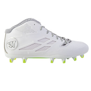 Best-Warrior Burn 8.0 Mid Lacrosse Footwear-size-weight-colors