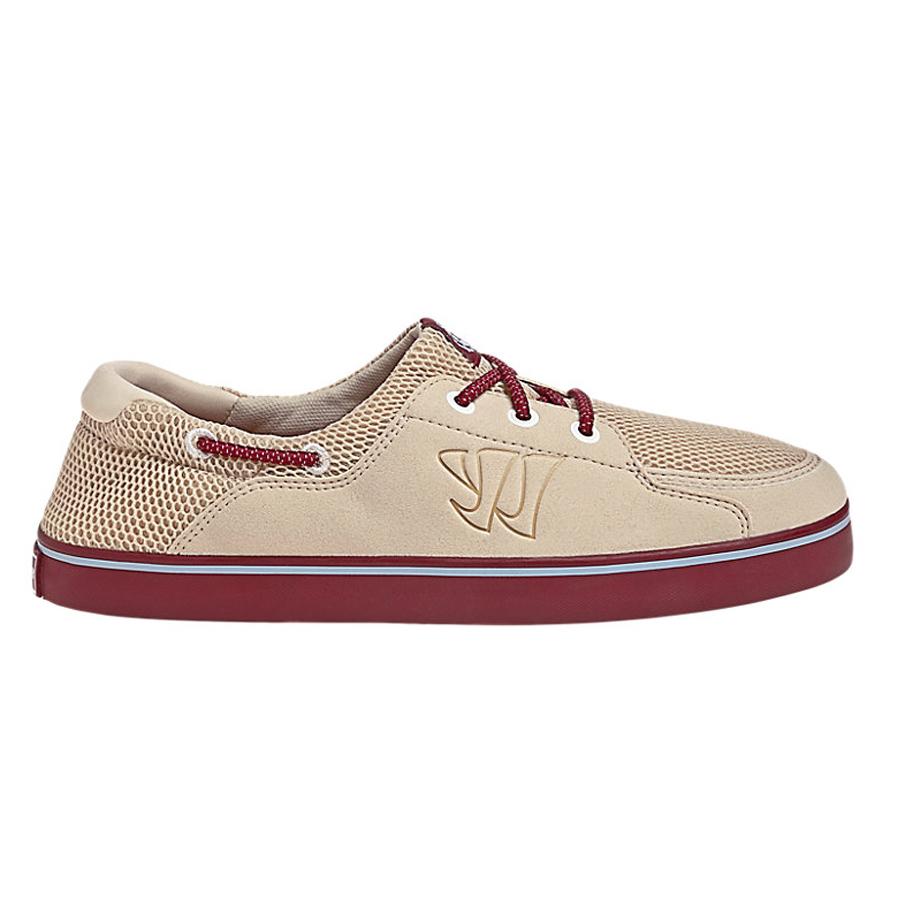 Best-Warrior Coxswain Tan Lacrosse Shoes Lacrosse Footwear-size-weight-colors