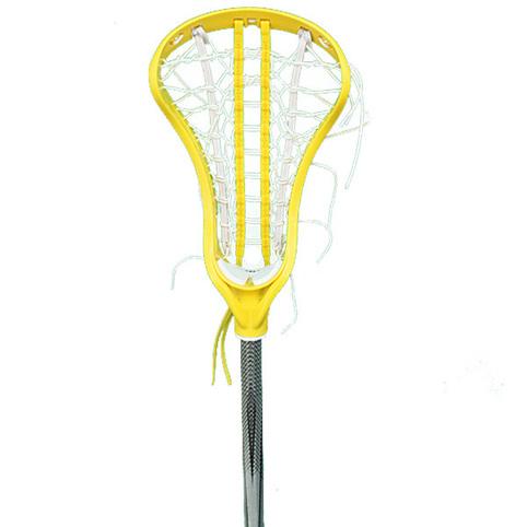 Best-DeBeer NV3 Complete Stick Lacrosse Womens Complete Sticks-girls-lacrosse-stick-for-youth- advanced