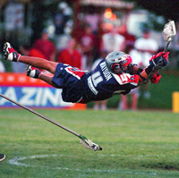 Video of Top 10 Awesome and Amazing Lacrosse Goals of 2014