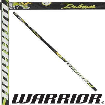 Warrior Dolomite Lax Shaft