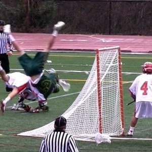 Brutally Big Lacrosse Hits and Lacrosse Checks