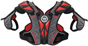 The Warrior Regulator Hitman Shoulder Pads