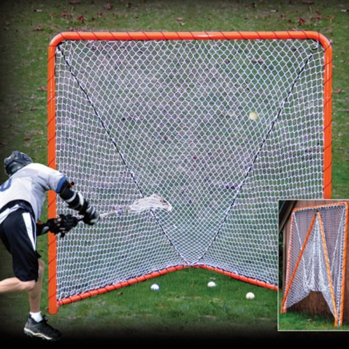 EZ Goal Folding Lacrosse Goal