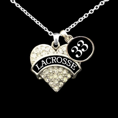 Lacrosse Jewelry Charms