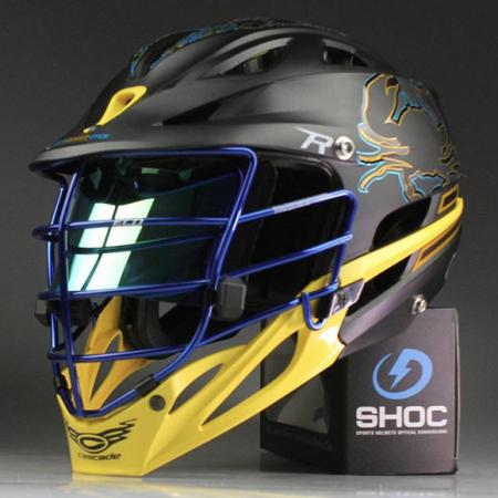 best-lax-helmet-visor-shoc-install