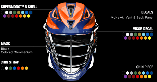 Lacrosse-helmets-completely-customizable