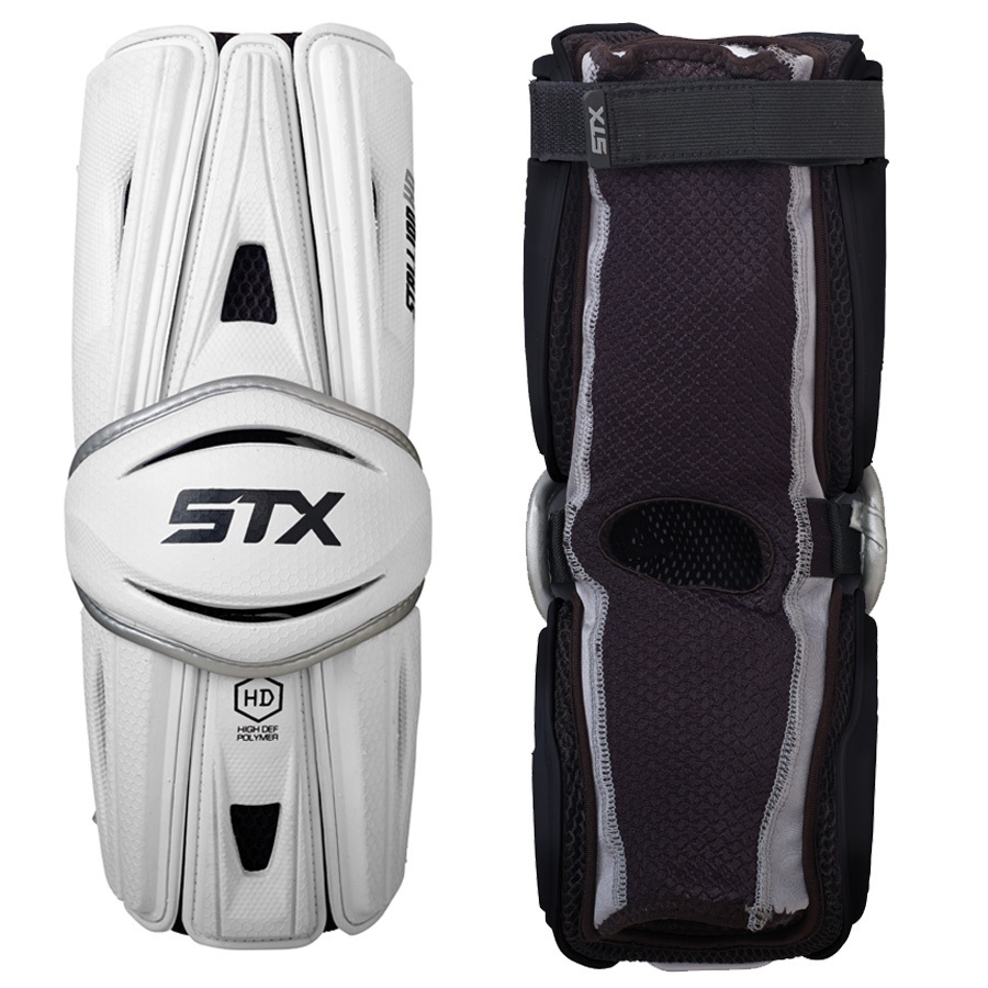 Best-STX Stallion Arm Guards Lacrosse Arm Pads-size-weight-colors
