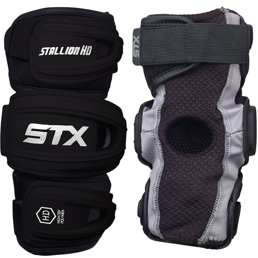 Best-STX Stallion Arm Pads Lacrosse Arm Pads-size-weight-colors