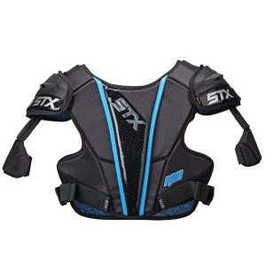 Best-STX K18 Lacrosse Shoulder Pads-size-weight-colors