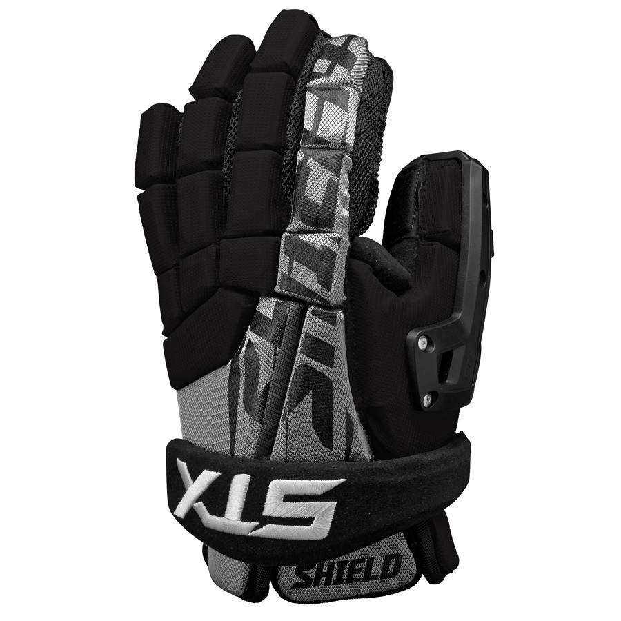 Best-STX Shield Goalie Glove Lacrosse Gloves-size-weight-colors