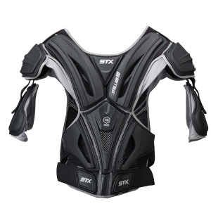 Best-STX Stallion HD Lacrosse Shoulder Pads-size-weight-colors