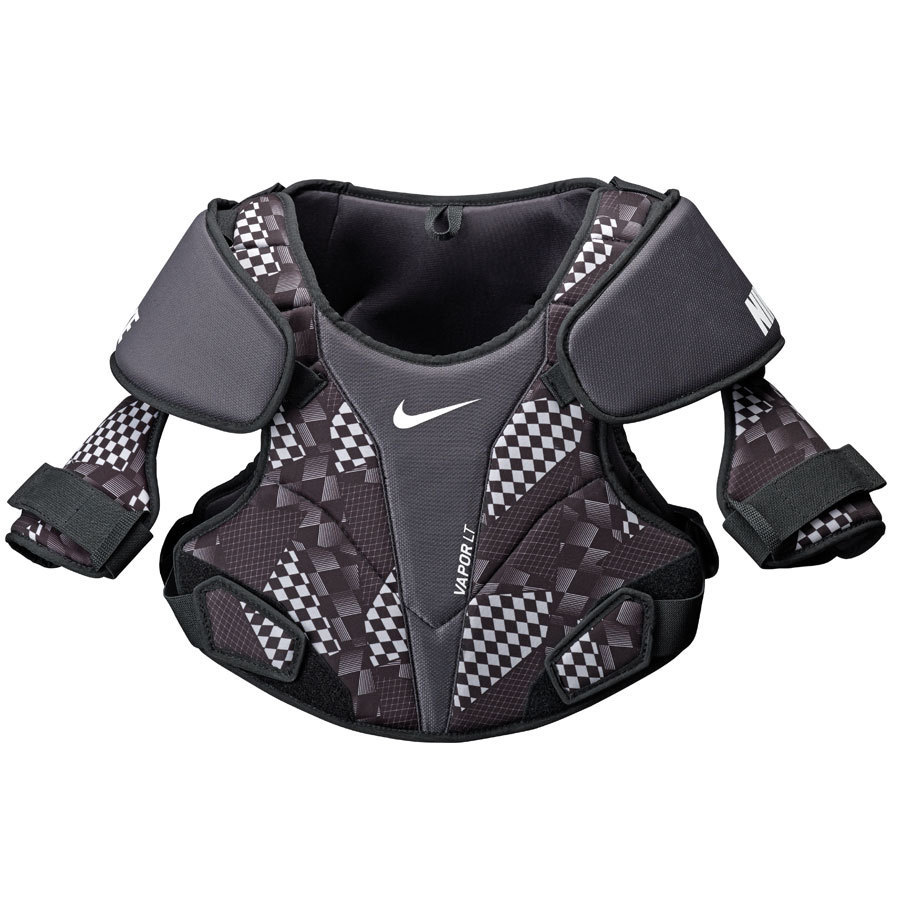Best-Nike Vapor LT Lacrosse Shoulder Pads-size-weight-colors