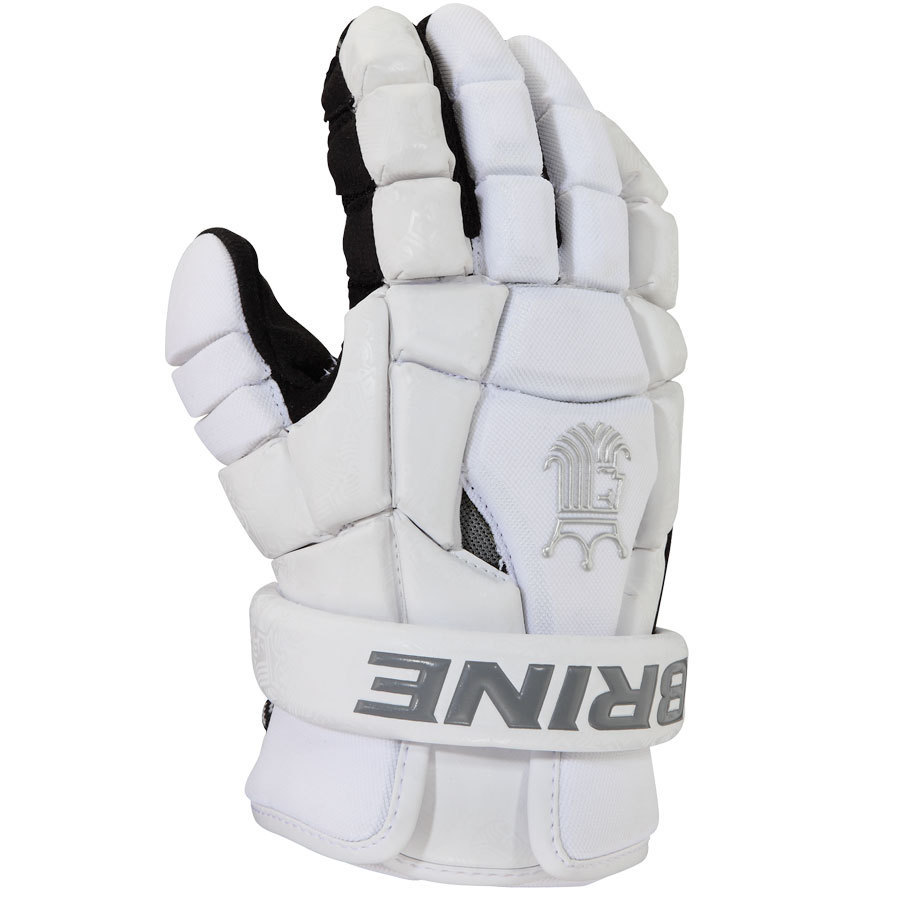 Best-Brine King Superlight 2 Lacrosse Gloves-size-weight-colors