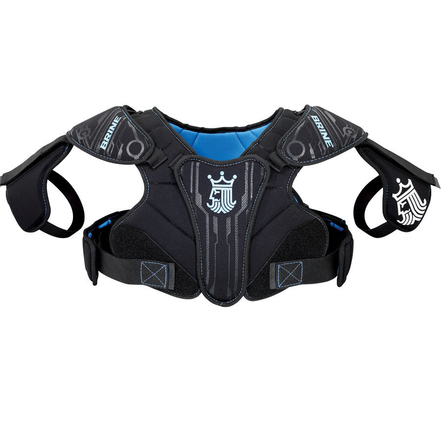 Best-Brine Uprising 2 Shoulder Pad Lacrosse Shoulder Pads-size-weight-colors