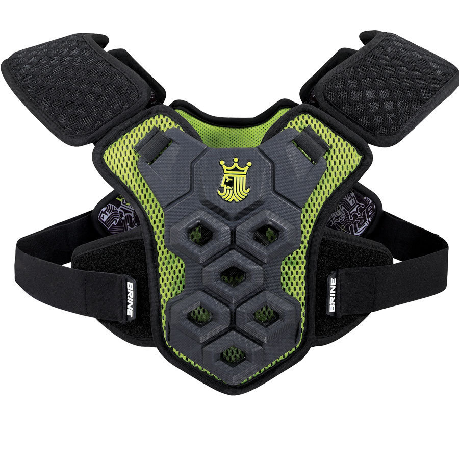 Best-Brine Triumph 2 SP Liner Lacrosse Shoulder Pads-size-weight-colors