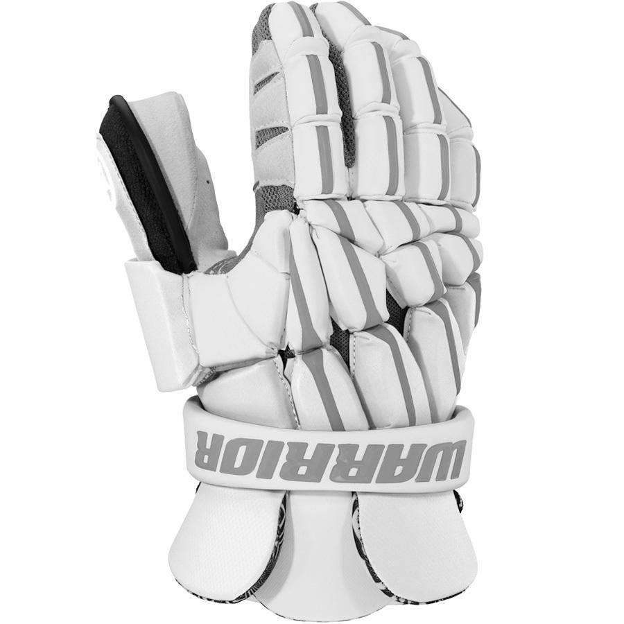Best-Warrior Regulator 2 Goalie Glove Lacrosse Gloves-size-weight-colors