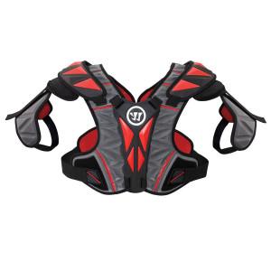 Best-Warrior Regulator Hitman Lacrosse Shoulder Pads-size-weight-colors